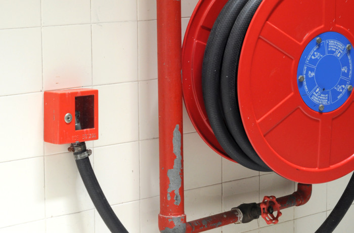 Fire Hose Reel / Hydrant Testing